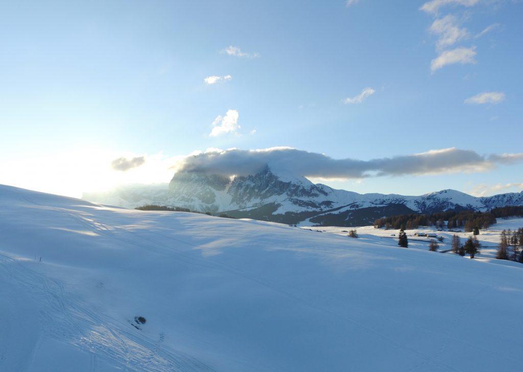 Die Seiseralm in Südtirol