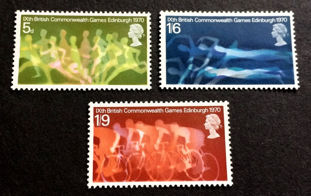 stamps-GB-1970
